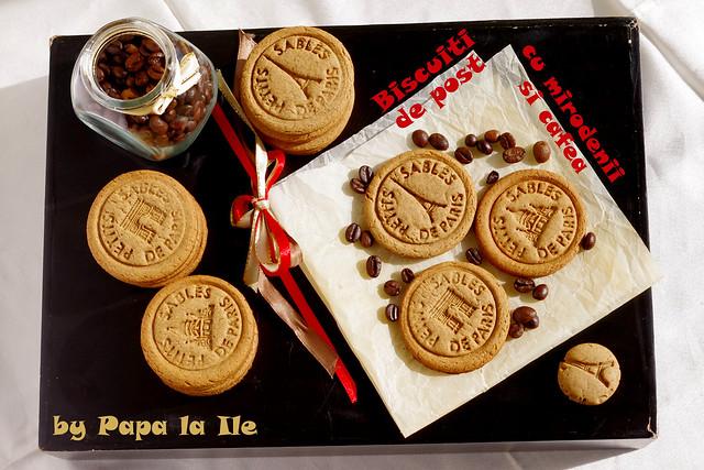 Biscuiti de post cu mirodenii si cafea (1)