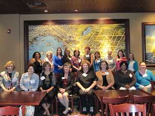 Alumni Networking Event at Canton Dockside