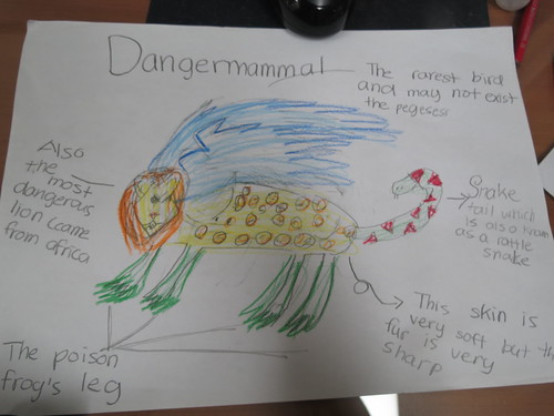 Danger Mammal