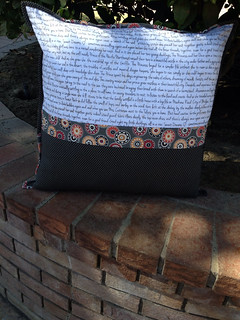 Antiquity - X-Factor pillow