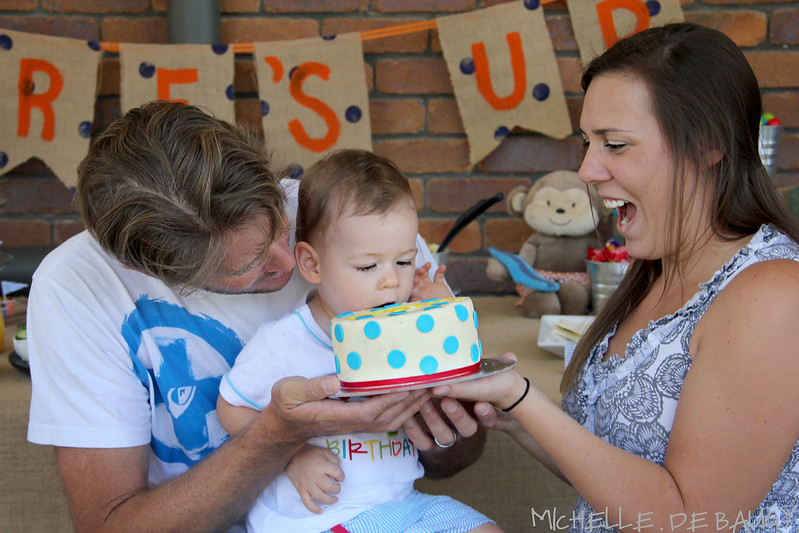 2 November 2013- first birthday party21