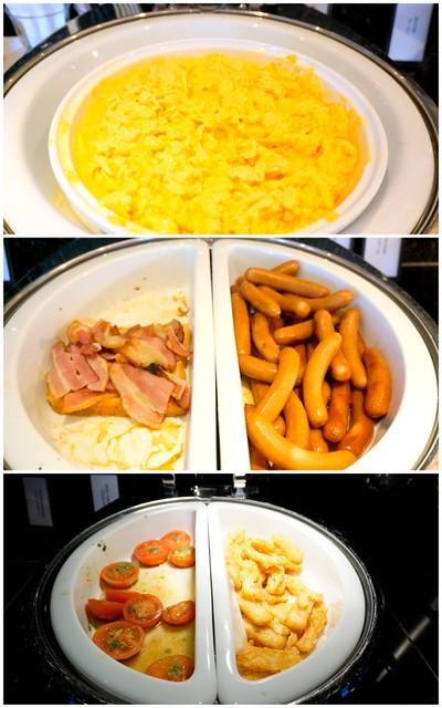 breakfast- Hilton Tokyo - shinjuku - exec lounge -006