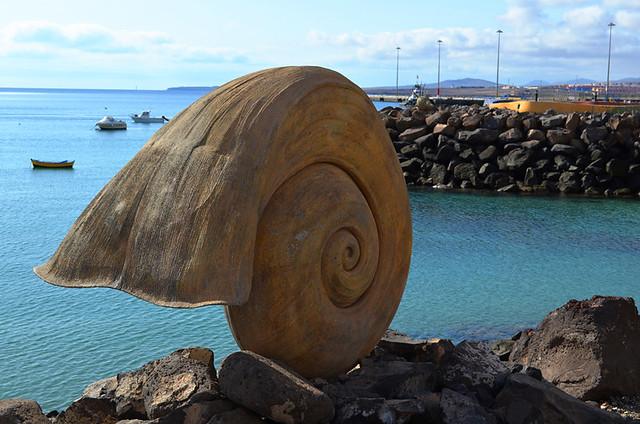 Caracolas, Puerto del Rosario, Fuerteventura