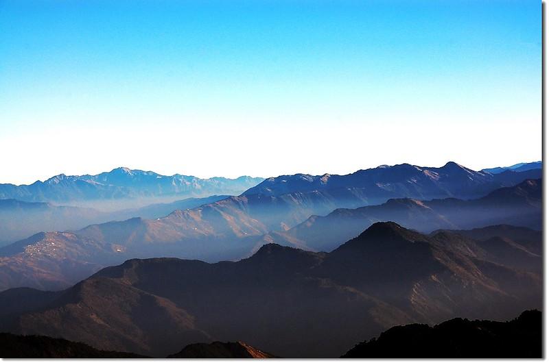 三叉峰環景(From 三叉峰營地,北至東) 3