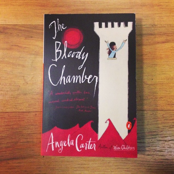 The Bloody Chamber - a trusty $14 dollar edition. I've had soooo many copies of this one - I'm forever lending it out... Perhaps one day I'll splurge on the signed one to have as an official non-lending copy! I ended up spending exactly $125 anyway tonigh