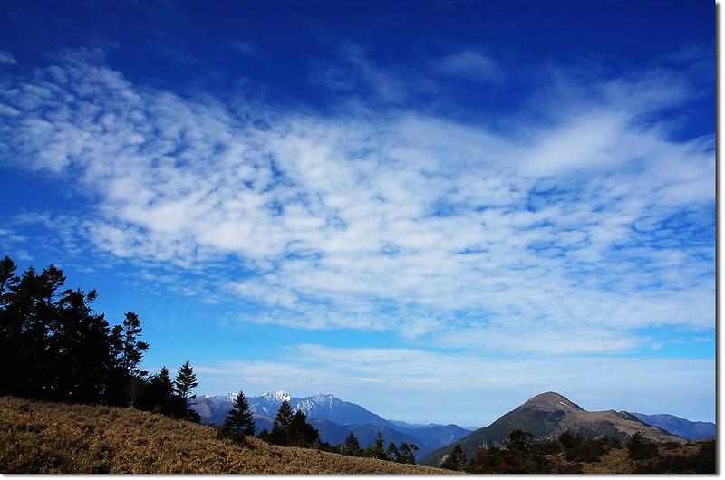 山與雲 1