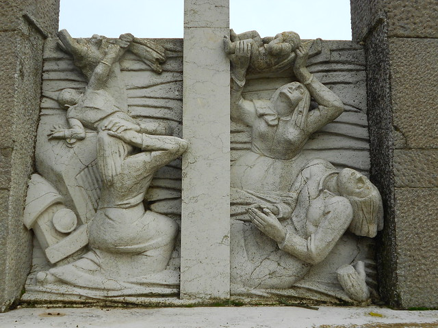 Virgilio Milani, il camion della morte, 84 vittime del 15 novembre 1951, Passo, Frassinelle Polesine