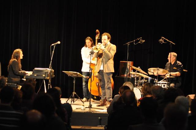Christophe Leloil quartet by Pirlouiiiit 24112013