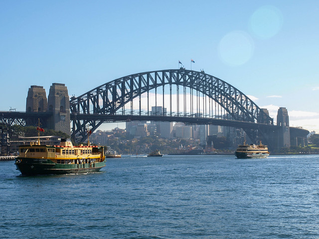 Circular Quay To Manly