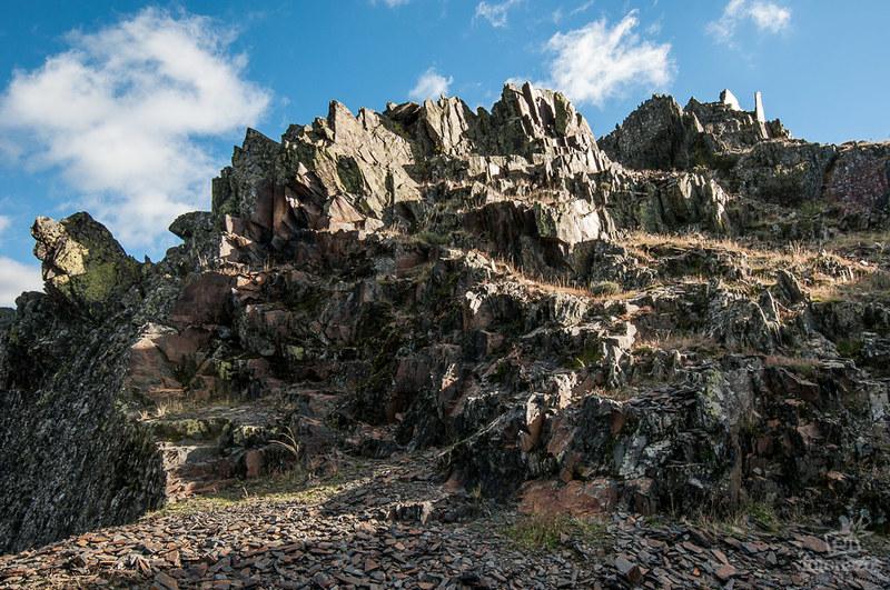 El vado del río Jaramilla, uno de los paisajes más espectaculares de Guadalajara