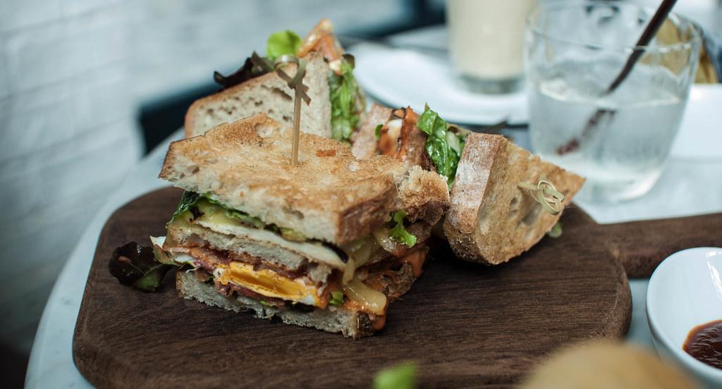 Sandwich Tribeca Bangkok interior