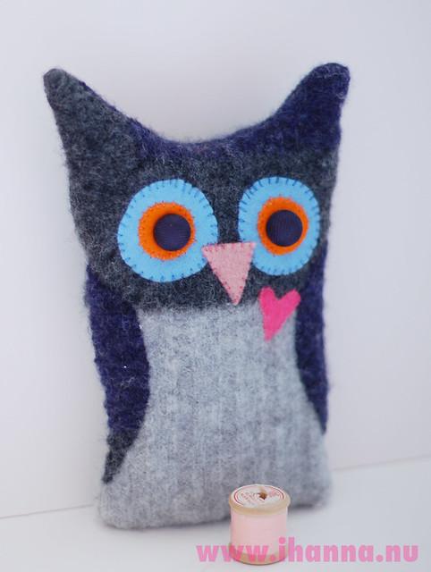 Wool Owl #1