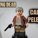 Custom LEGO The Walking Dead: Season 4 | Carol Peletier by LegoMatic9