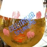 ベルギービール大好き!! デリリウム・トレメンス Delirium Tremens @リトルデリリウム