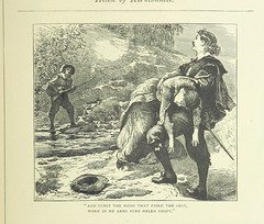 """British Library digitised image from page 301 of """"Illustrated British Ballads, old and new. Selected and edited by G. B. Smith"""""""