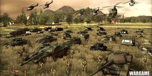 Wargame: AirLand Battle free DLC Marna Carta out