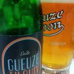 ベルギービール大好き!! ティルカン・アウド・グーズ・ア・ランシェンヌ Tilquin Oude Gueuze a l'ancienne