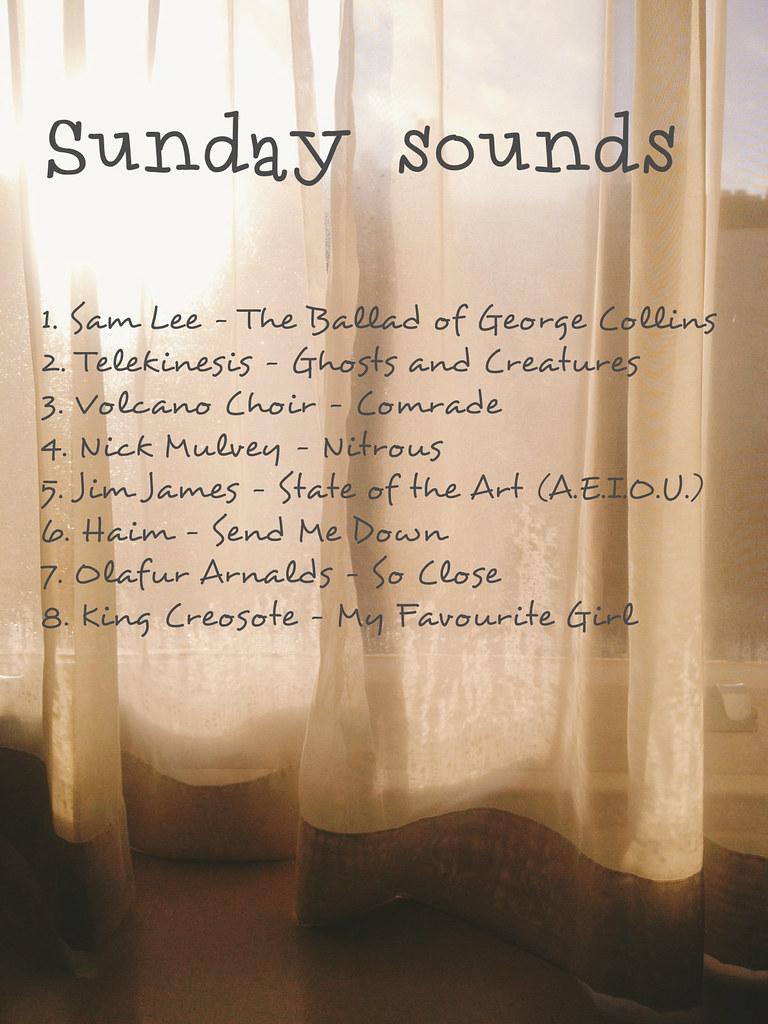 Sundayplaylist