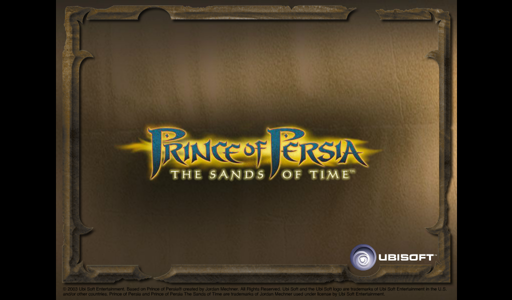 Screensaver - Prince of Persia The Sands of Time 11765414626_a2d3a32c30_o