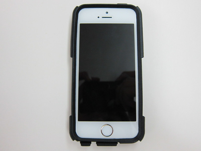 OtterBox Commuter Wallet - iPhone 5s In Interior Slip Cover Layer (Front)