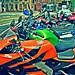 wanna take a ride? by _myOlive