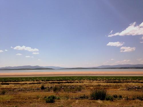 california usa lake landscape eaglelake lassencounty