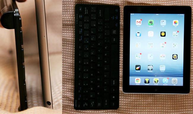 iPadと大きさ比較