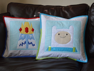 Adventure Time Cushions