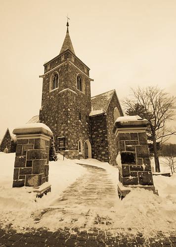 building church sepia tamron1024mmlens
