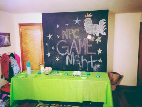 MPC Game Night February 28 2014
