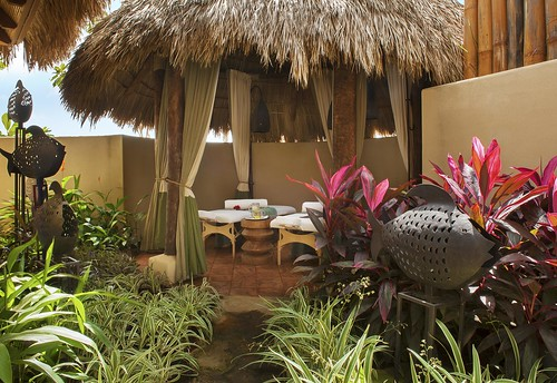 luxury spa and beach retreat nicaragua
