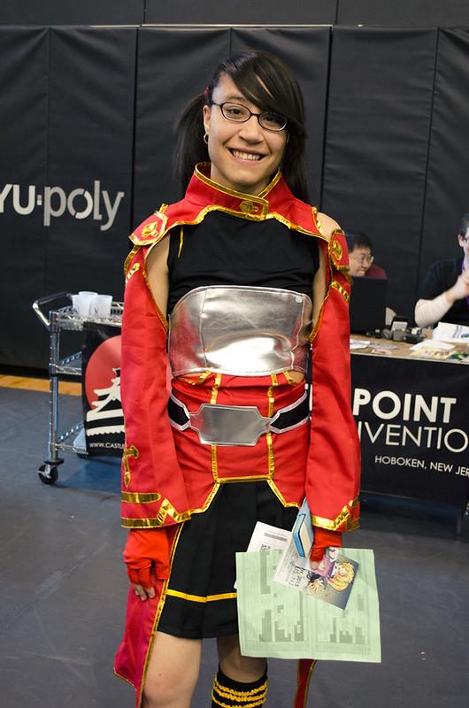 Shirika Cosplay SpringFestNY 2014
