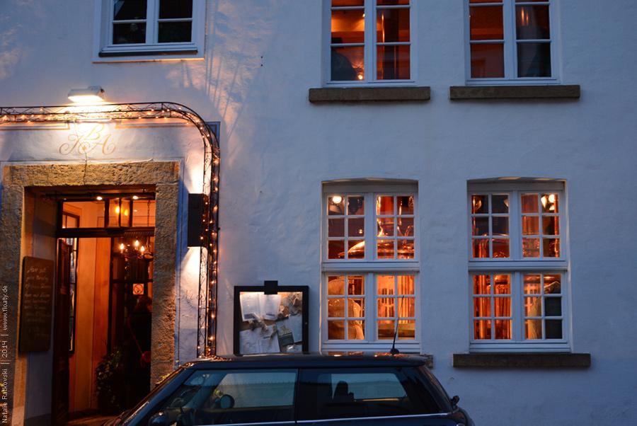 In Brauhaus Joh Albrecht