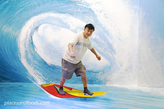 magic eye 3d museum surfing