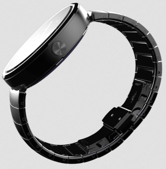 Часы Motorola Moto 360
