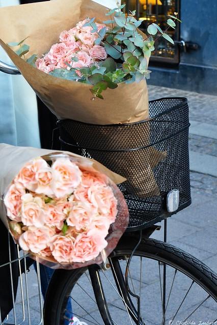 Johanna & Caroline - flowers