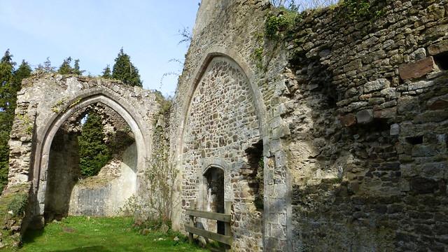 149 Église en ruines Saint-Thomas de Lithaire
