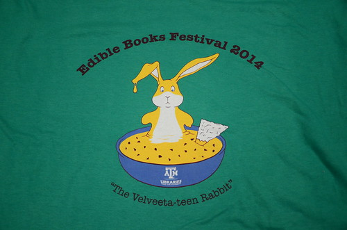 Edible Books Festival 2014