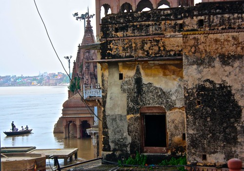 Varanasi underwater