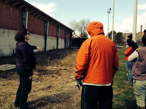 Urban Waters Training/Philly Spring Clean Day 2014