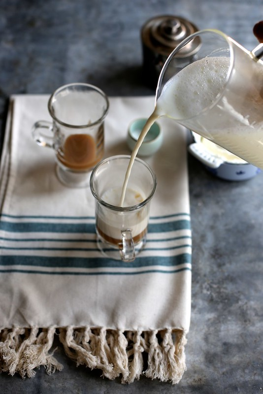 Milky Salted Caramel