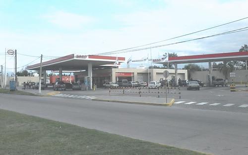 ESSO Servicentro El Arco-Fuels - Estación de servicio