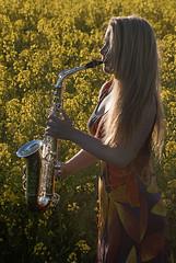 May & sax