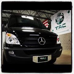 Good Morning Good Friday! #mercedesbenz #sprinter #bulletproof #texasarmoring #armored