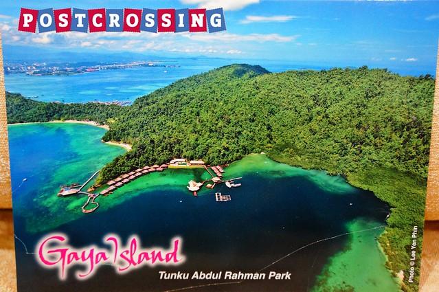 Sabah - Gaya Island
