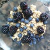 berries, black and blue by seedy e