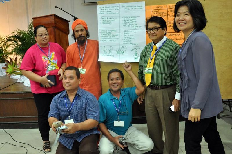 "UNESCO ""Resilient Cities, Brighter Futures"" futures forum-workshop"