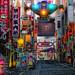 Neon City - Kabukicho by Simone Maroncelli