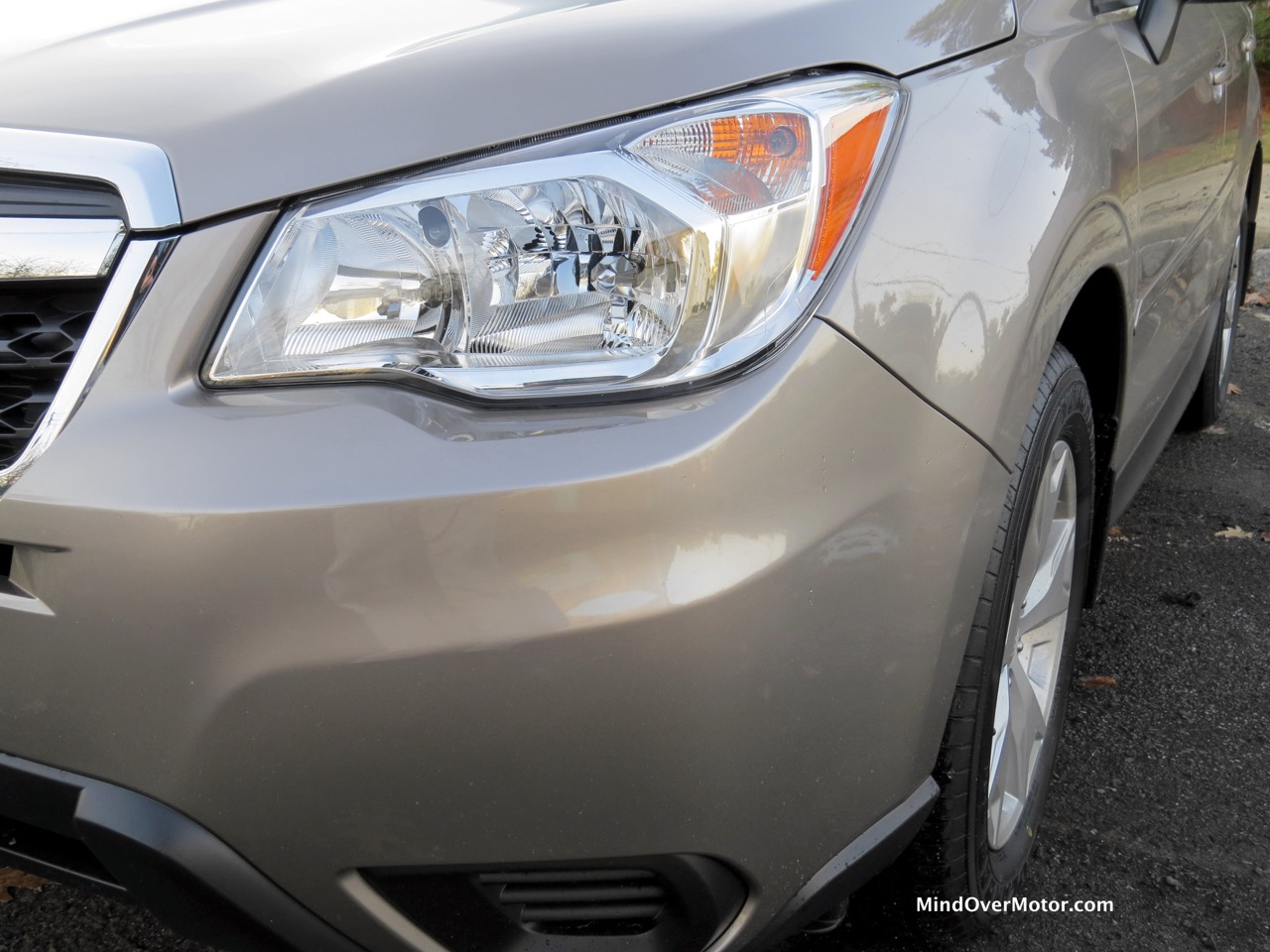 2015 Subaru Forester Headlight