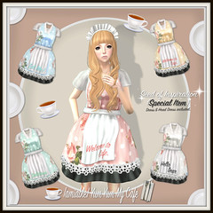 {amiable}Yum Yum My Cafe Gacha(SOI Exclusive) @the Gacha Garden.